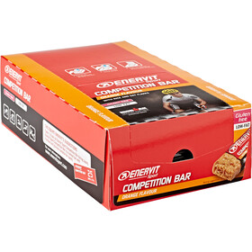 Enervit Sport Competition Bar Sacoche 25x30g, Orange